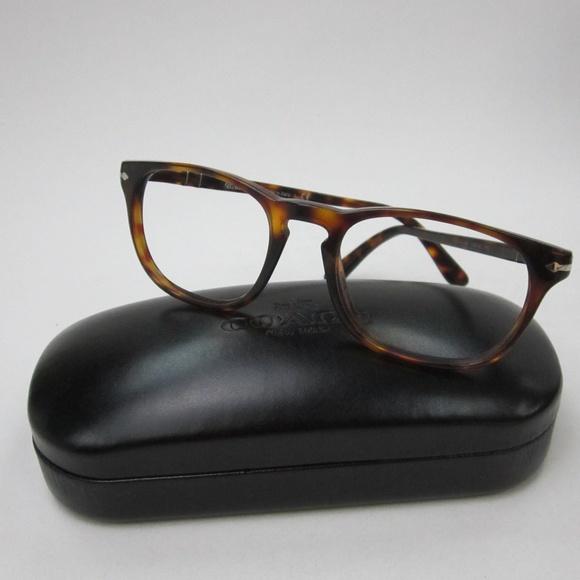39067bc3983b7 Persol PO 3121-V 24 Men s Eyeglasses Italy OLN171.  M 5b0f0adb31a3766f1bb0aaff. Other Accessories ...
